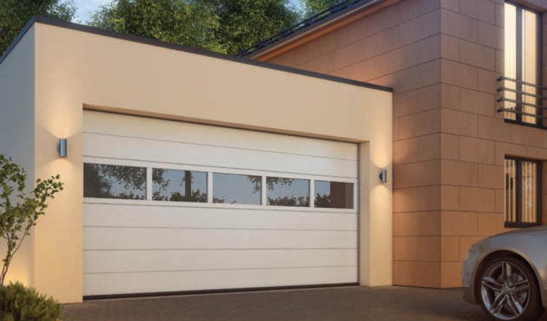 Uși garaj