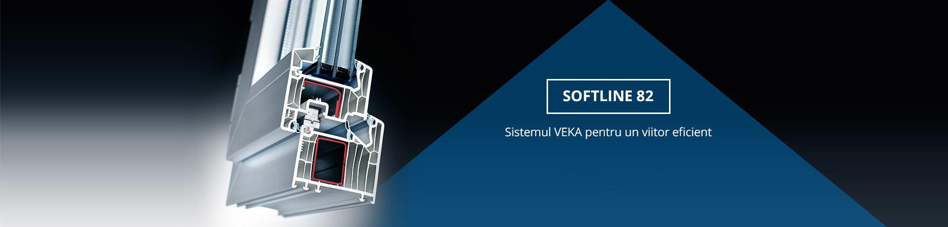 Ferestre și uși PVC VEKA